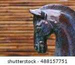 A Ceramic Horse Pottery In...