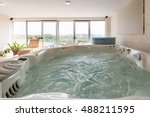 Jacuzzi Baths In Hotel Spa...