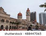 kuala lumpur  malaysia   19 may ...   Shutterstock . vector #488447065