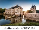 The Chateau De Chenonceau At...