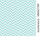 seamless classic bright blue... | Shutterstock .eps vector #488467789