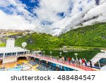 beautiful view of... | Shutterstock . vector #488484547