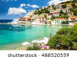 Assos On The Island Of...