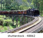 Puffing Billy  Melbourne...