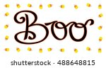 boo | Shutterstock . vector #488648815