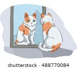 animal illustration featuring a ...   Shutterstock .eps vector #488770084