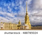 Peter And Paul Cathedral And...