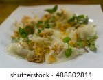 Stock photo white rose food 488802811