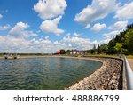 Artificial Lake Near Nielisz...