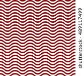 vector seamless abstract... | Shutterstock .eps vector #489117499