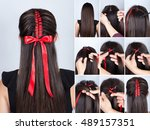 Hairstyle For Long Hair. Simpl...