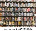 bucharest  romania   september... | Shutterstock . vector #489231064