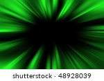 green abstract  background,frame - stock photo