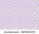 seamless lavender purple... | Shutterstock .eps vector #489283159
