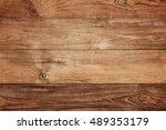 wood texture background | Shutterstock . vector #489353179