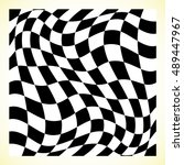 Checkered Pattern  Chess Board...