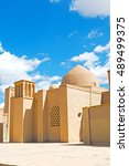 blur in iran the antique  royal ...   Shutterstock . vector #489499375