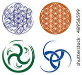 Set Of Celtic Symbols   Celtic...
