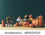 Halloween Still Life With...