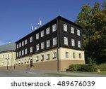 karlova studanka  czech... | Shutterstock . vector #489676039