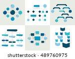 flowcharts set of 6 flow