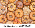assorted variety of different... | Shutterstock . vector #489792421