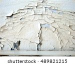 Paint Flaking And Peeling From...