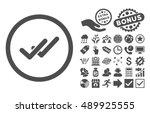 validation icon with bonus...
