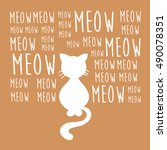 cat illustration t shirt...