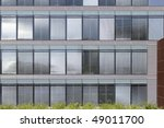 geometric windows texture at a... | Shutterstock . vector #49011700