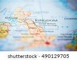 great britain. | Shutterstock . vector #490129705