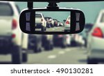 recorder camera on car | Shutterstock . vector #490130281