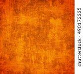 abstract orange background... | Shutterstock . vector #490172335