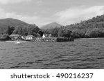 loch lomond   scotland | Shutterstock . vector #490216237
