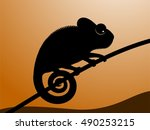 vector illustration of... | Shutterstock .eps vector #490253215