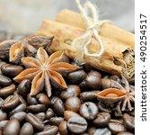 Coffee Ingredients