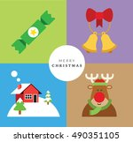 Christmas Tags Set Vi