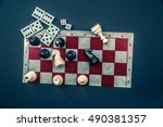 Various Board Games And...