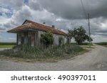Old Abandoned Sugarcane...