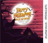 Scary Vintage Happy Halloween...
