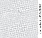 vector seamless pattern. linear ... | Shutterstock .eps vector #490470787