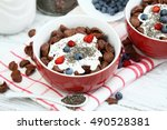 Breakfast Chocolate Cereal...