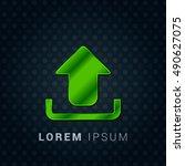 upload bright green chromium...