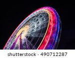 Ferris Wheel Spinning Long...