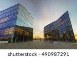 szczecin poland 27 july 2016... | Shutterstock . vector #490987291