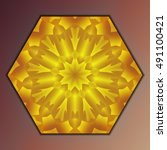 Hexagon Pattern   Variation 15