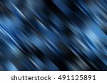 abstract blue background with... | Shutterstock . vector #491125891