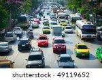 city traffic | Shutterstock . vector #49119652