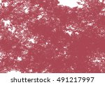 designed grunge paper texture ... | Shutterstock . vector #491217997