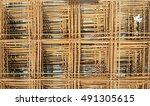 Steel Wire Mesh Texture In...